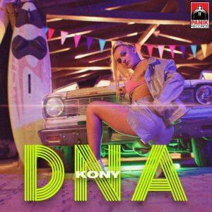 ΚΟΝΥ – «DNA» | Νέο Τραγούδι & Music Video